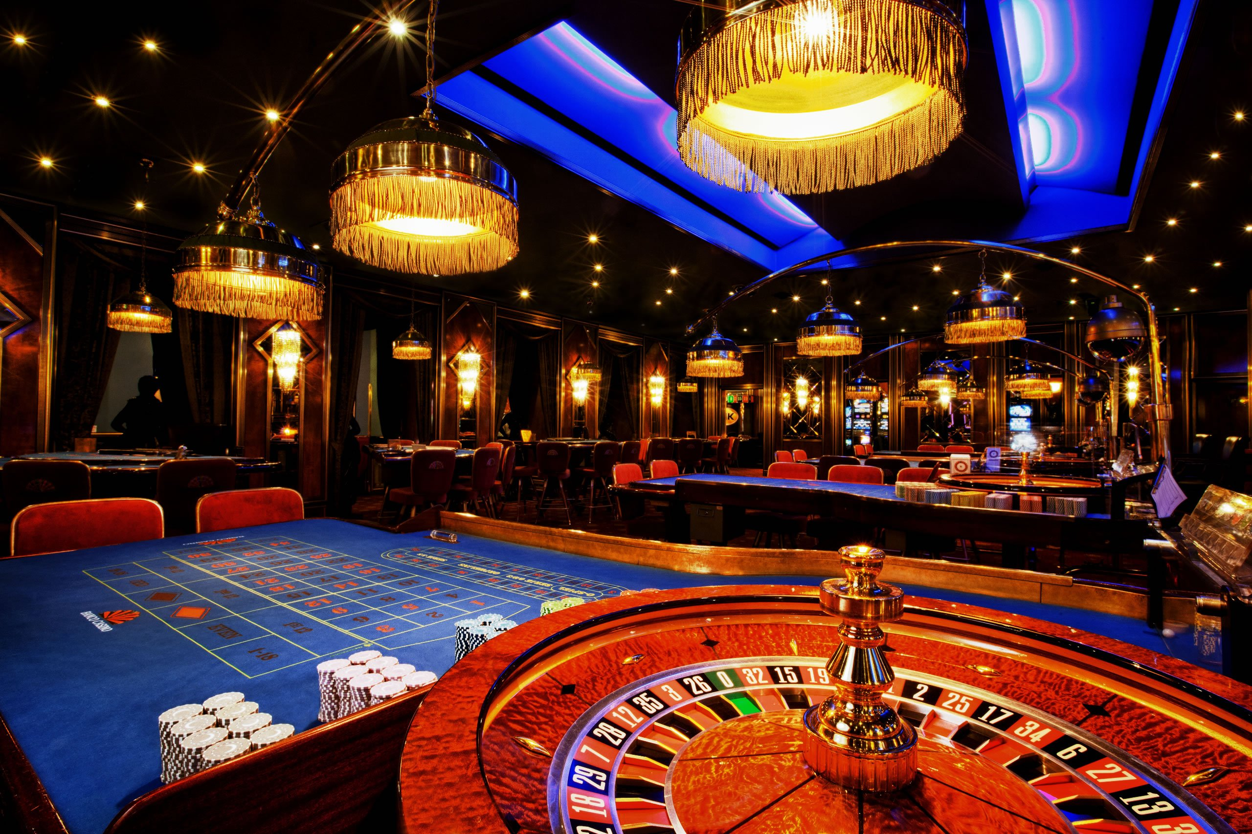 Types Of Gambling Establishment Wagering
