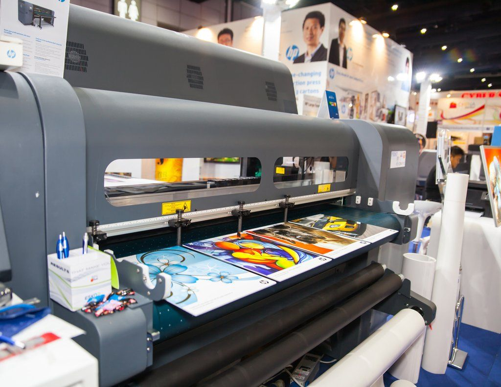 Need To Have Listing Of Industrial Printing Networks