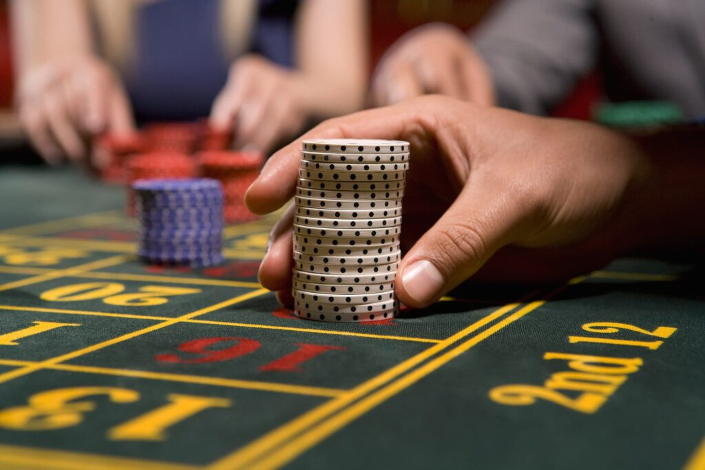 Eliminate Gambling After And To All