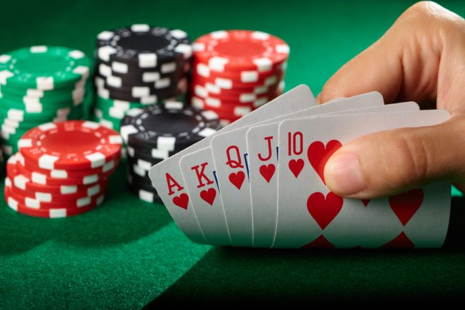 Stunning Truths Concerning Casino Told By A Specialist