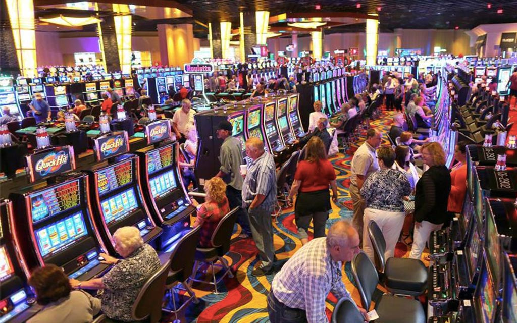 The Etiquette of Gambling