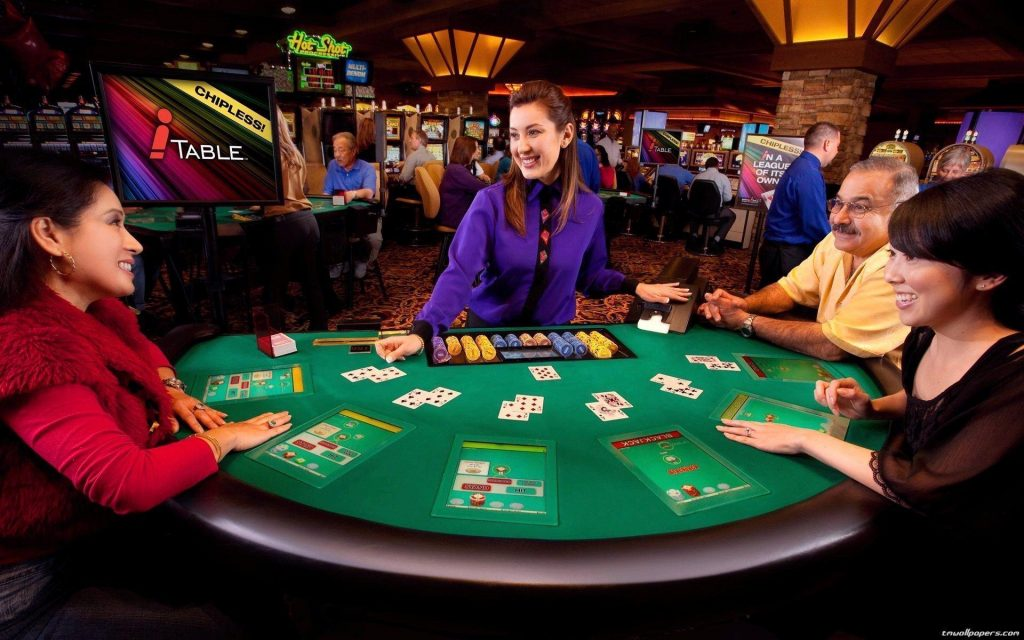 Ten Steps To Gambling Of Your Dreams