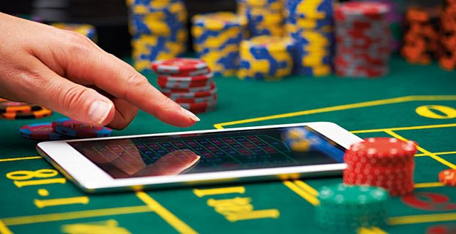 Five Important Components For Gambling Online